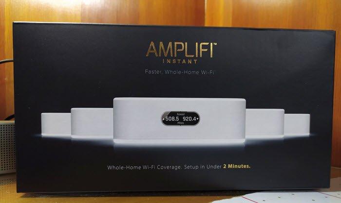 Revisión AmpliFi Instant Router