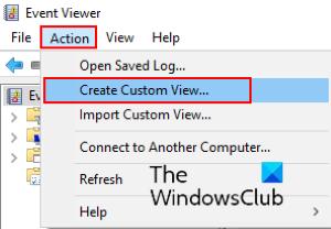 buscar archivos de registro BSOD Windows 10_1