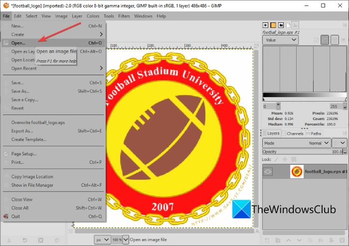 ¿Qué es un archivo EPS?  ¿Cómo ver y editar archivos EPS en Windows 11/10?