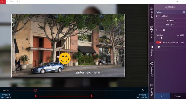 Movie Maker gratis para Windows 10