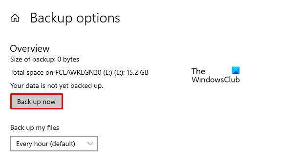 Cómo crear una copia de seguridad automática de archivos en Windows 10