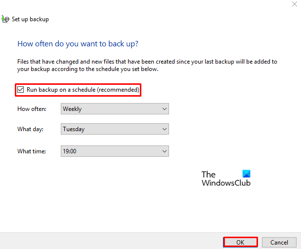 Cómo crear un archivo automático