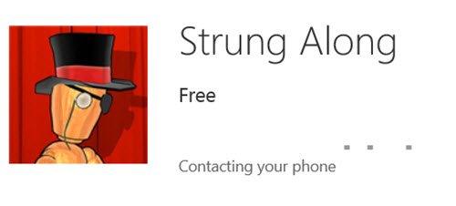 Instalar aplicaciones en Windows Phone 1