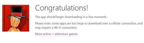 Aplicaciones de Windows Phone con Windows PC 2