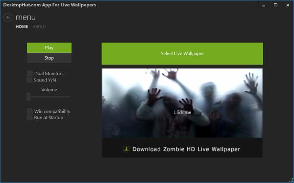 Configure el fondo de pantalla de video en vivo animado como fondo de escritorio de Windows usando DesktopHut