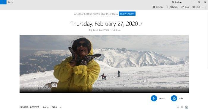 Cómo usar la aplicación Fotos de Windows 10: consejos y trucos