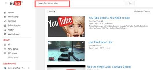 Consejos de YouTube