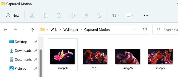 Cómo descargar el último fondo de pantalla de Windows 11