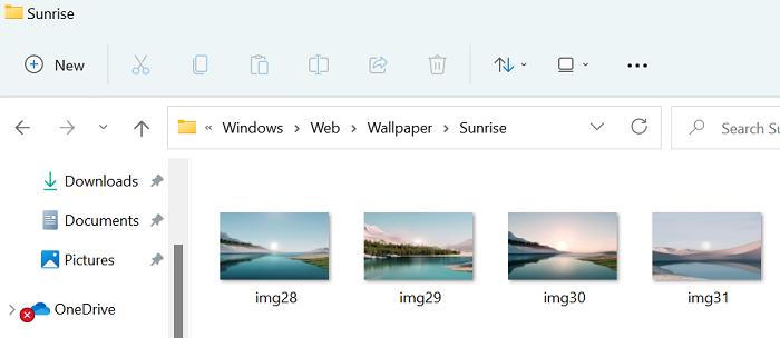 Fondos de pantalla para Windows 11