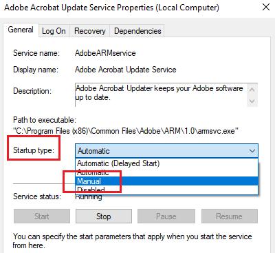 ¿Qué es el proceso Adobe_Updater.exe?