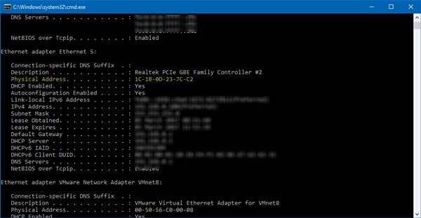 Windows ha detectado un conflicto de dirección IP