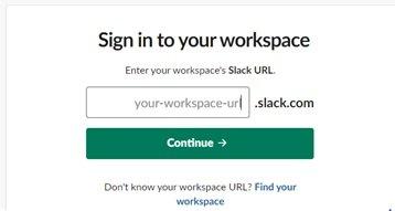 Modo oscuro en Slack