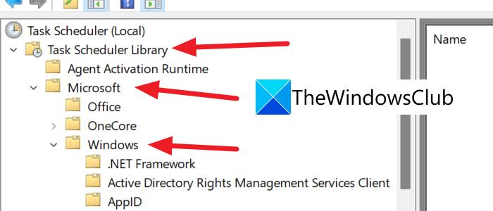 Biblioteca del programador de tareas