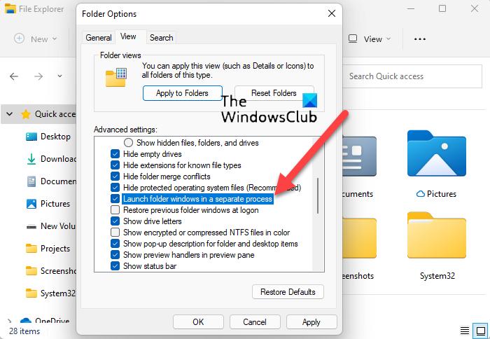 eliminar la entrada Mostrar más opciones del menú contextual de Windows 11