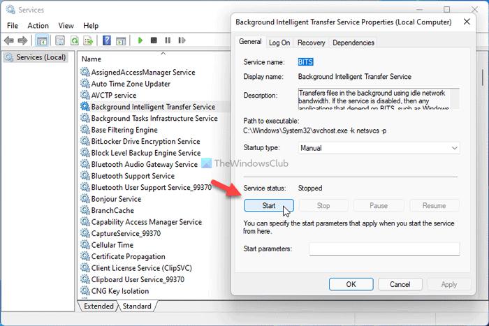 Cómo reparar el código de error 0x80190194 - 0x90019 en Windows