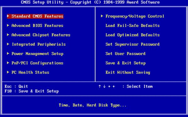 ¿Qué es el BIOS en la computadora?