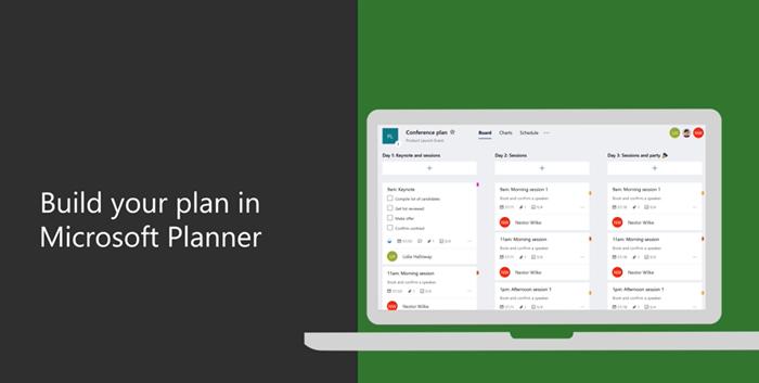 Planificador de Microsoft