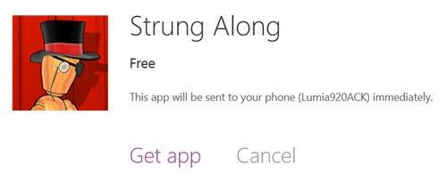 Instalar aplicaciones en Windows Phone usando Windows PC