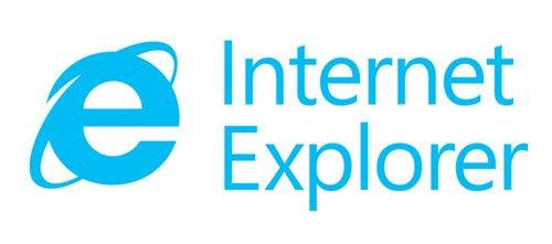 logo de explorador de internet