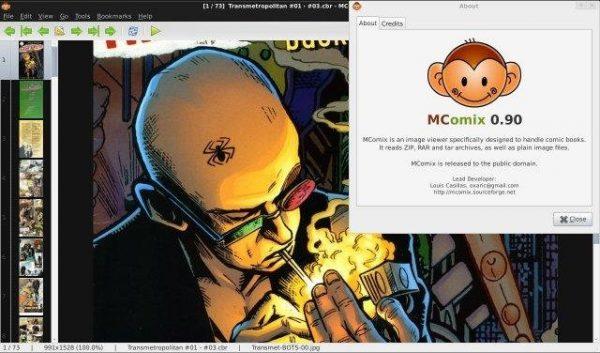 Lectores de cómics para Windows