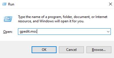 Reparar el código de error de Windows Server Update Services 0x80072EE6 Paso 1