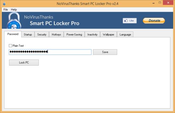 Armario inteligente para PC Pro