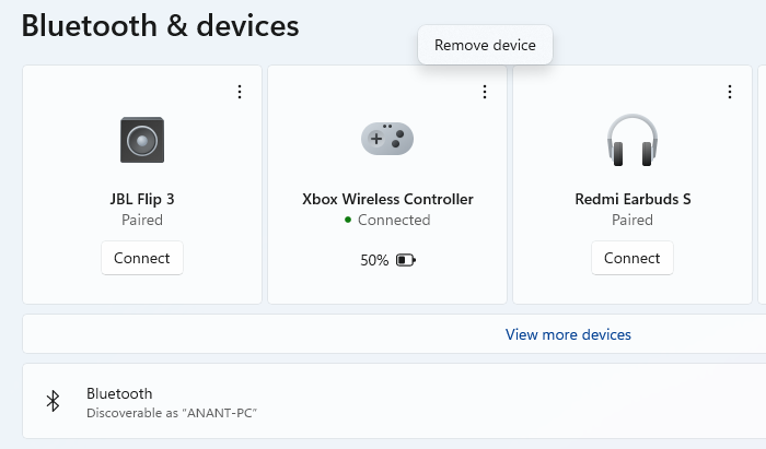 Vuelva a conectar el controlador Xbox